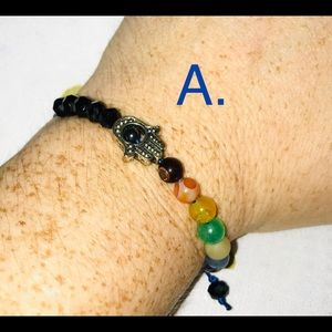 A. Total Chakra Balancing Blessed Beads